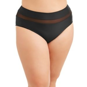 NWT Time and Tru Black 2x Bottoms